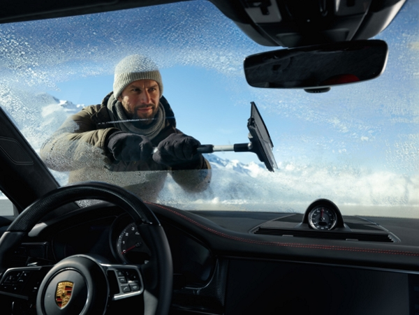 Winter accessories from Porsche Tequipment