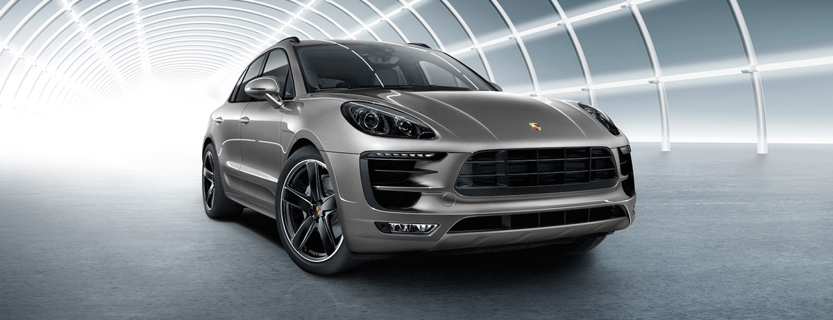 The Macan Sport Design Package